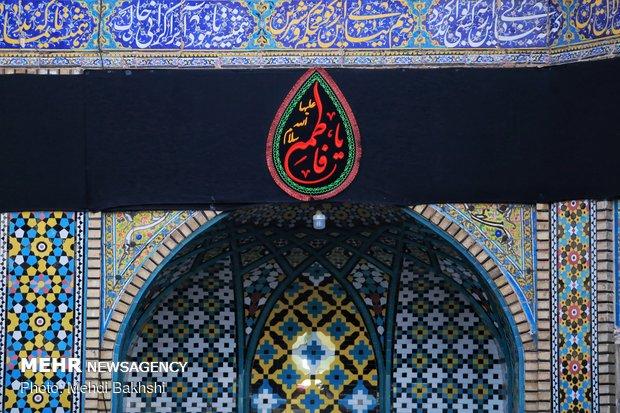 وداع امیرالمؤمنین با دخت نبی در نهجالبلاغه/ حضرت زهرا(س) در قرآن
