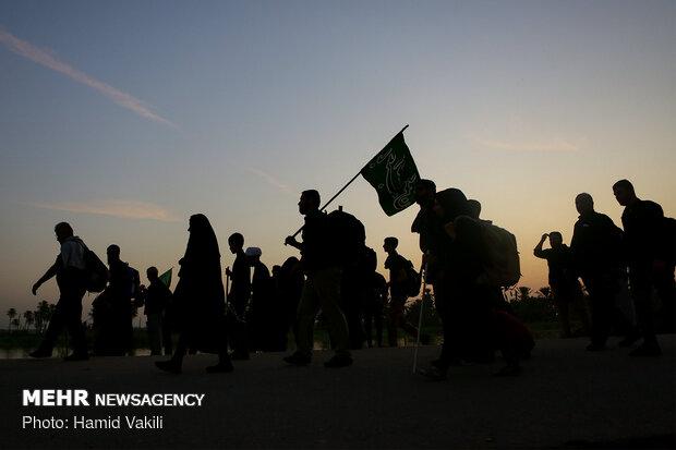 تجلیل سازمان اوقاف و امور خیریه از راهپیمایی عظیم اربعین